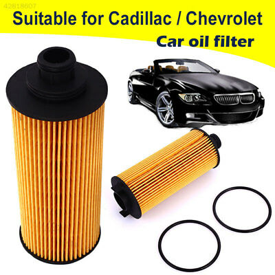 for Cadillac Chevrolet Oil Filter 12636838 Auto Oil Filter Lubricating