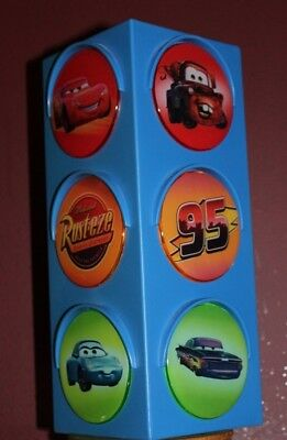 Disney Pixar Cars Movie Stoplight Traffic Light Night Light FLASHING GREEN RED