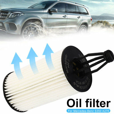 Oil Filter for Benz M276 C300 C350 A2761800009 Car Oil Filter Smooth