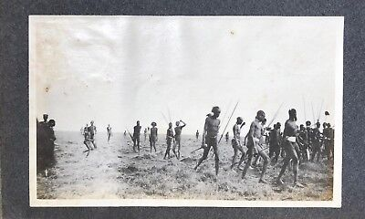 Museum Quality c1900 Large album West Africa Tribes / British Military -158 pics