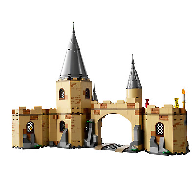 New Lego Hogwarts Castle Section Instructions Only Harry Potter