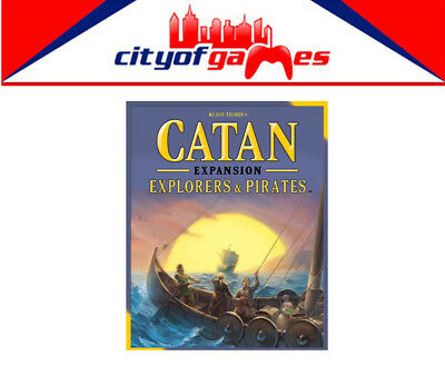 Catan Explorers & Pirates 5th Edition Expansion Board Game Brand New