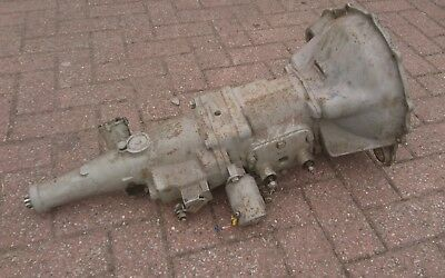 Ford Zephyr Zodiac Consul Mk2 Overdrive Gearbox 1 020 00