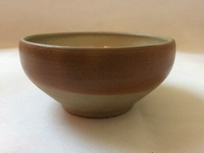 Pottery Bowl Made In France