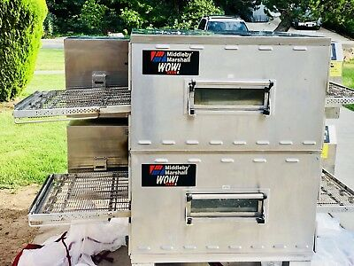 Middleby Marshal WOW !! PS640G PIZZA OVEN. READY TO GO !! REPOST FOR SALE !!