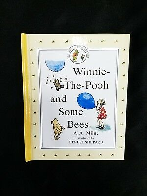 Rare- Winnie-The-Pooh and Some Bees- By Dutton Children's Books For BP Gas