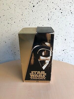 Star Wars Trilogie VHS Special Edition