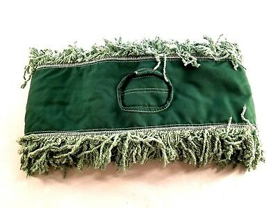"Rubbermaid Dust Mop Head Green 5x48"" AntiMicrobial Commercial Industrial Clean"