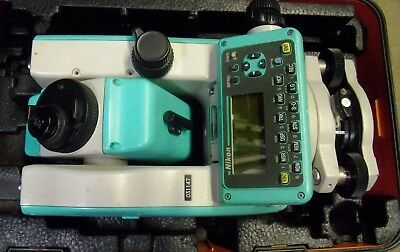 NIKON TOTAL STATION DTM - 520 Surveying Equipment not complete Free Shipping