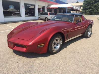 Chevrolet Corvette C3 T-TOP