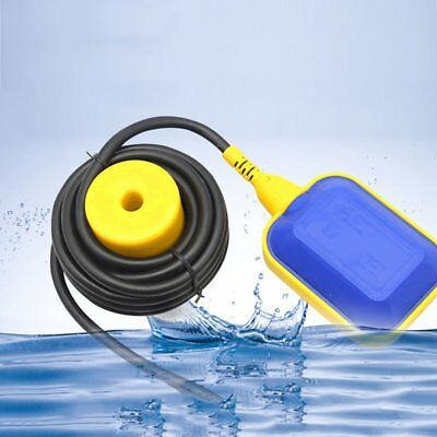 250V 5m Floating Switch Liquid Fluid Water Level Controller Submersible Pump UK