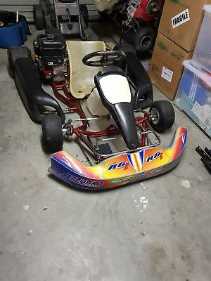 Up for sale 2 go karts