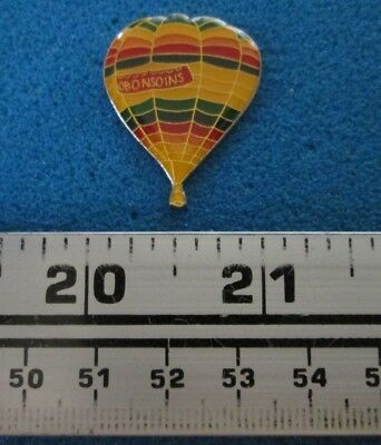 Obonsoins Montgolfière Hot- Air Balloon Pin # 7661