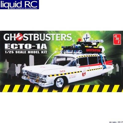 AMT 750 AMT 1/25 Ghostbuster Ecto-1A