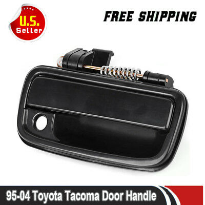 Door Handle Black Outside Front Right Side Door Handle for 95-04 Toyota Tacoma