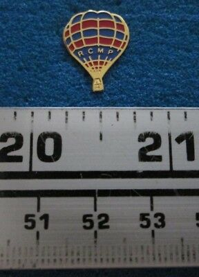 Rcmp (Grc) Montgolfière Hot- Air Balloon Pin # 7689