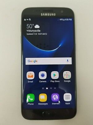 Samsung Galaxy S7 32GB - G930P - Black Onyx - (Unlocked) - Smartphone - 12MP