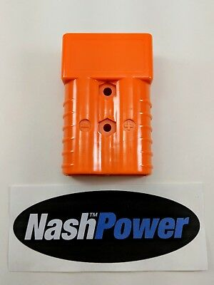 350 Amp Battery Connector Housing Fits Anderson SB350 Orange