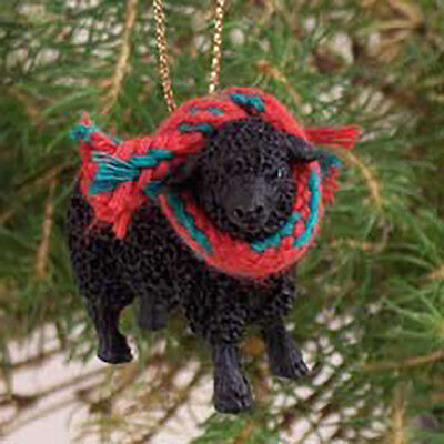 Conversation Concepts Sheep Black Original Ornament