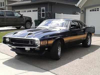 Shelby: Cobra 1970 Shelby GT350 2 door Fastback, numbers matching, non-restored