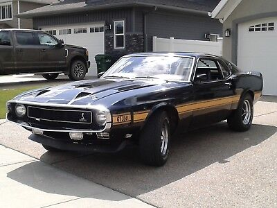 1970 Shelby Cobra  1970 Shelby GT350 2 door Fastback, numbers matching and non-restored