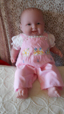 """Life Size Berenguer 20""""  Baby Doll Has  2 Teeth  And Thumb Goes Mouth"""