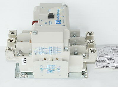 Eaton Cutler Hammer CE15PN3 Magnetic Contactor 90kW - 110V Coil - electric motor