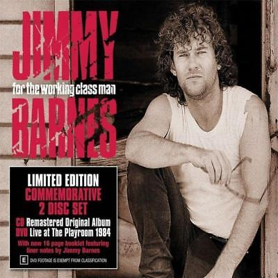 Jimmy Barnes For The Working Class Man Limited Edition BRAND NEW CD + DVD