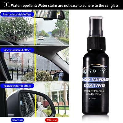 Car Windshield Glass Coating Agent Super Hydrophobic Water Rain Repellent Spray