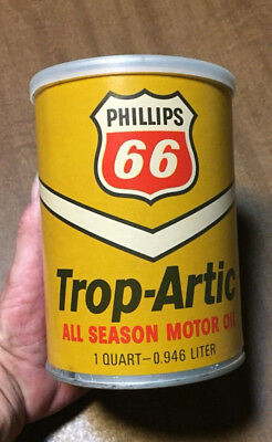 Jigsaw Puzzle Vintage Phillips 66 Trop Artic double sided 165 piece NIP unopened