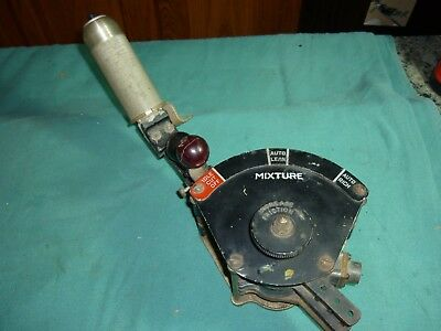 Vintage Aircraft throttle P-47