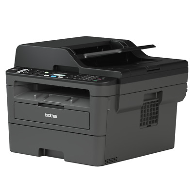 Brother MFC-L2710DW - Wireless Compact Mono Laser All-in-One-30 ppm,LAN,WiFi,Aut