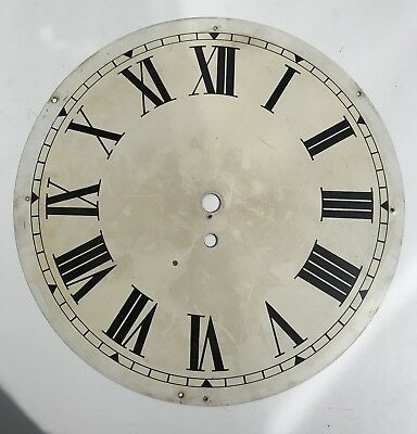 """A 12"""" Painted Dial For Spares"""