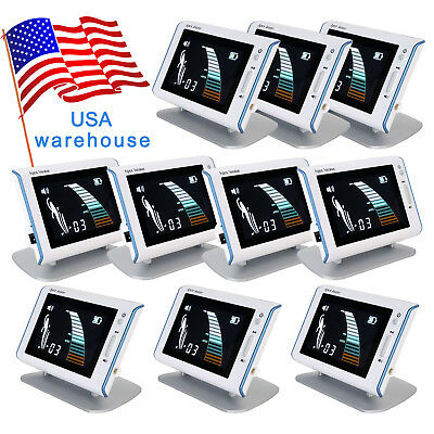 """10 USA DTE DPEX III Style Dental Endodontics 4.5""""LCD Root Canal Apex Locator"""