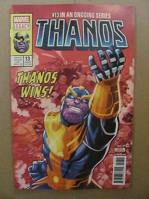 Thanos #13 Marvel 1st app Cosmic Ghost Rider 5th Print Variant 9.6 Near Mint+