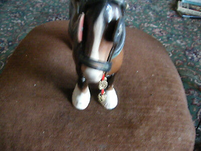 Very Large Beswick Shire Horses  Vgc This Is Stamp On Bottom ( Very Rare)