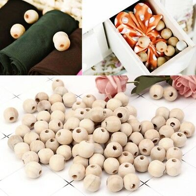 100PCS 18mm Natural Camphor Wood Ball Pest Control Cedar Wood Repellent Wardrobe