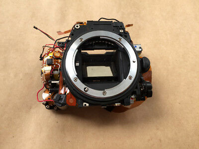 Electronics Stocks Responsible Repair Parts For Nikon D750 Mirror Box Assy With Shutter Group Aperture Control Unit