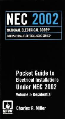 Nec 2002 national electrical code book 1200 picclick 2002 nec residential pocket guide to electrical installations national electric fandeluxe Gallery