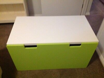 Ikea Storage Box and Bench on wheels