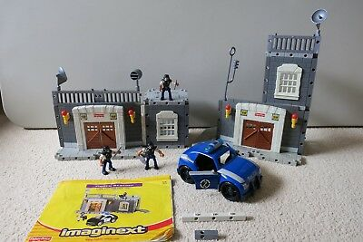 Fisher- Price Imaginext Police Station Playsets
