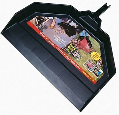 Emsco Cavex 24 Durable Extra Wide Plastic Outdoor/Indoor Leaf and amp; Dust Pan