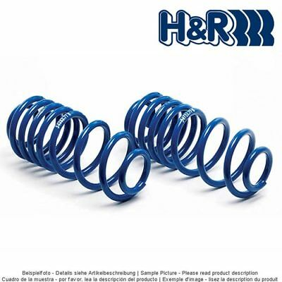 H&R lowering springs 95100-1 for Renault R5GT Turbo Phase II 35-40/35-40mm