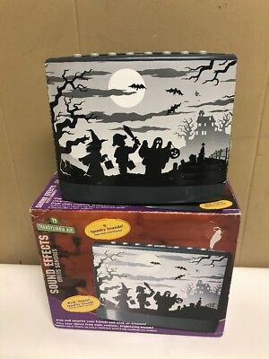 Sound Effects Halloween Spooky Sounds by Can you Imagine Good Working Condition