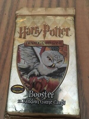Harry Potter Trading Card Game Booster Pack