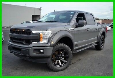 Ford F-150 Roush 2018 Ford F-150 Roush Off-Road New 5.0L V8 Lead Foot 20's Fox Suspension Leather