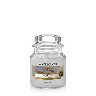 Yankee Candle - Autumn Pearl Small Jar Candle