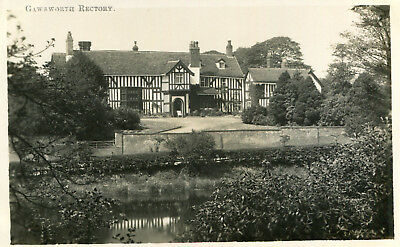 ANGLETERRE GAWSWORTH LOT de 2 cartes dont Rectory and ?
