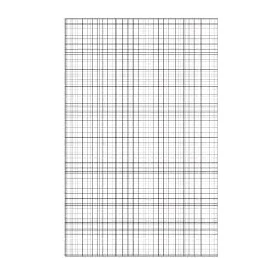 Graph Paper Loose A4 75gsm 1000 Pages 100103410 [MO00417]