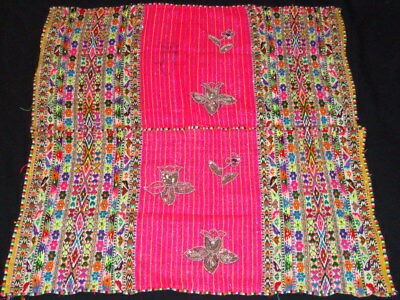 Exquisite Woman Apron Woven Embroidered, South Serbia. Dragas Unique